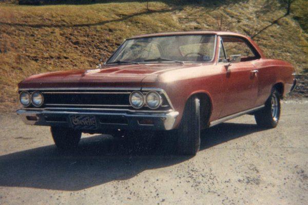 Picture of my 1966 Chevrolet Chevelle Malibu