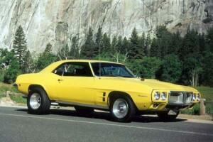 Picture of my 1969 Pontiac Firebird 400