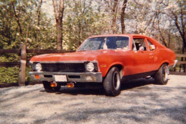 Picture of my 1972 Chevrolet Nova