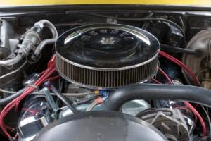 Pontiac 455 engine