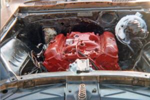 """1969 Firebird 400 """"Restified"""""""