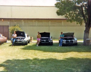 Three 69 Firebirds in Chowchilla