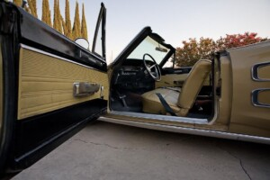 Interior pictures of my 1968 Dodge Coronet 500 convertible